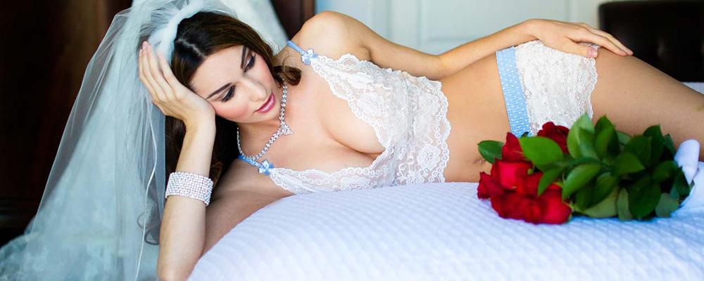 Bridal Lingerie & Intimates | Wedding Night | Honeymoon Undies | FOXERS