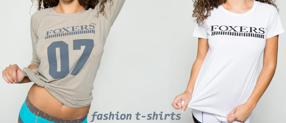 Foxers Fashion T-Shirts